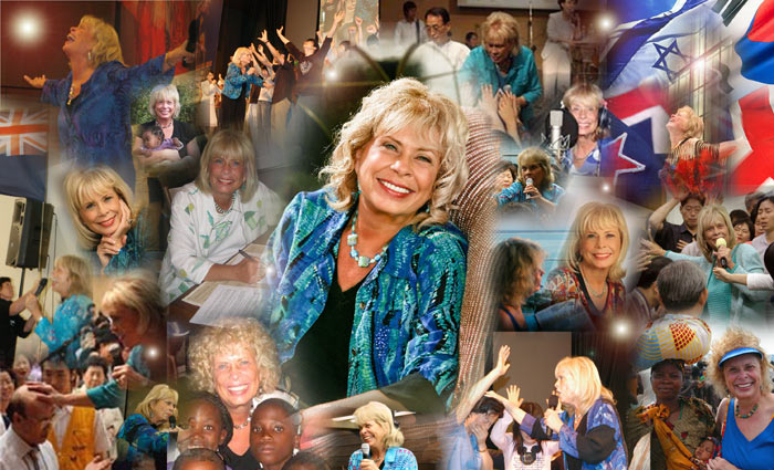 Jill Austin Memorial Collage Picture