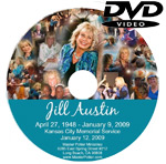Kansas City Memorial Service DVD